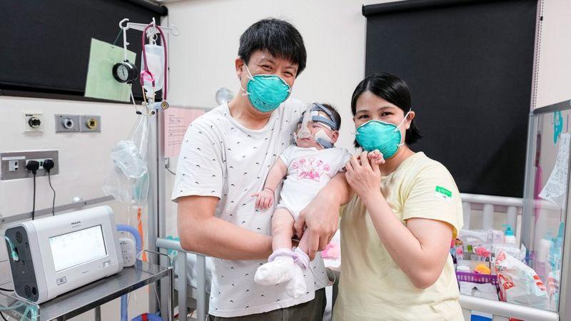 Kwek Yu Xuan teve alta após 13 meses internada. – Foto: Divulgação/ND