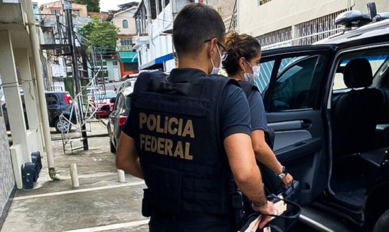 Investigação é realizada pelo grupo de trabalho Estratégia Integrada de Atuação contra as Fraudes ao Auxílio Emergencial – Foto: Divulgação/PF-AM/Agência BrasilND