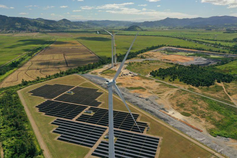 """<span style=""""font-weight: 400;"""">A Companhia quadriplicou a sua capacidade instalada em energia eólica</span> &#8211; Foto: ENGIE/Divulgação"""