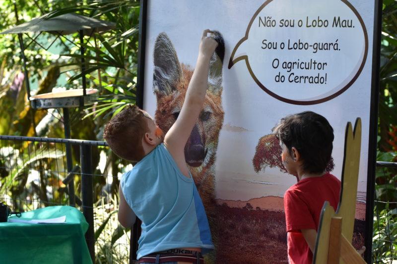 """O Zoo se mantém <span style=""""font-weight: 400;"""">como uma instituição de referência no estado e no país, promovendo o desenvolvimento sustentável e a proteção ao meio ambiente</span> &#8211; Foto: Arquivo Fev. 2020/Zoo Pomerode"""