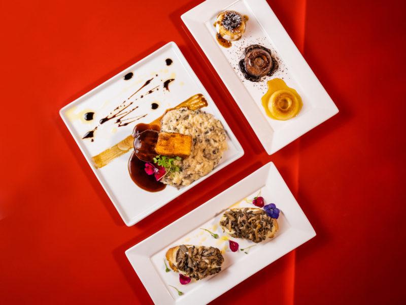 "<span class=""wp-caption-text"">Menu exclusivo para o Floripa Gourmet – Foto: Heitor Pergher/ND</span>"