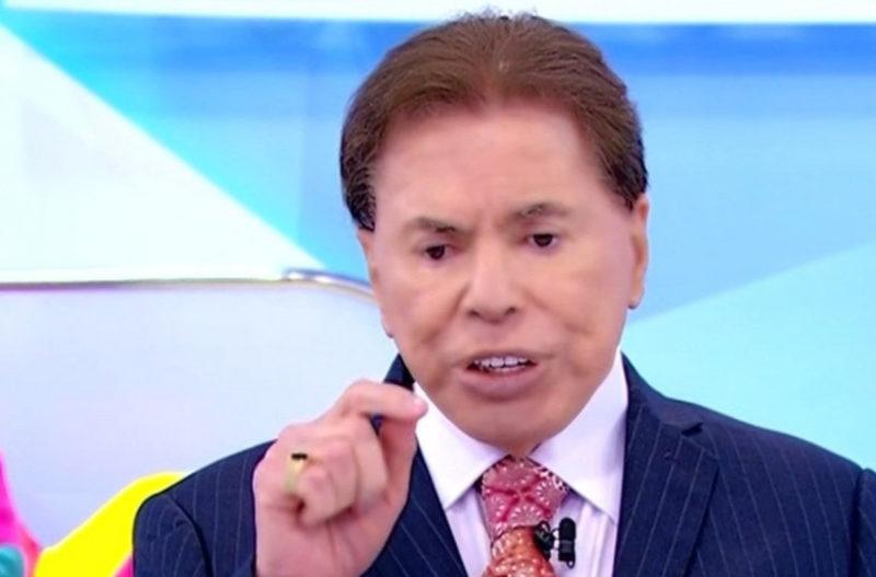 Após Silvio Santos aparecer com problemas dentários, dentista explicou o que pode ter acontecido com dentes – Foto: Divulgação/ND