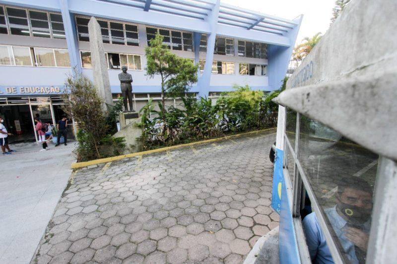 Licitação amplia em 300% gastos com segurança privada em escolas de SC – Foto: Leo Munhoz/ND