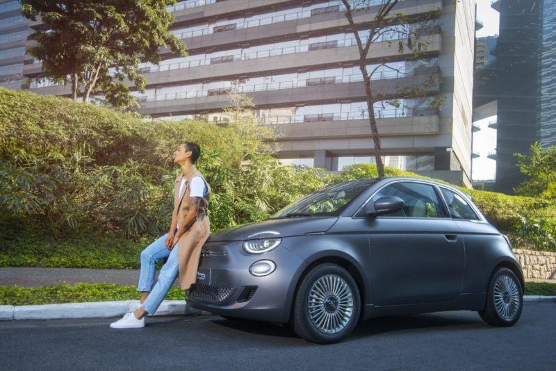 Modelo da Fiat atende às demandas do consumidor conectado e sustentável – Foto: Rafa Paixão/Fiat/Divulgação