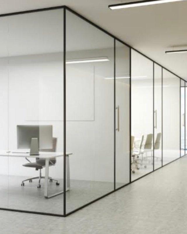 Com vidros inteligentes, sua empresa está em dia com a tendência de mercado– Foto: Divulgação Four New Glass