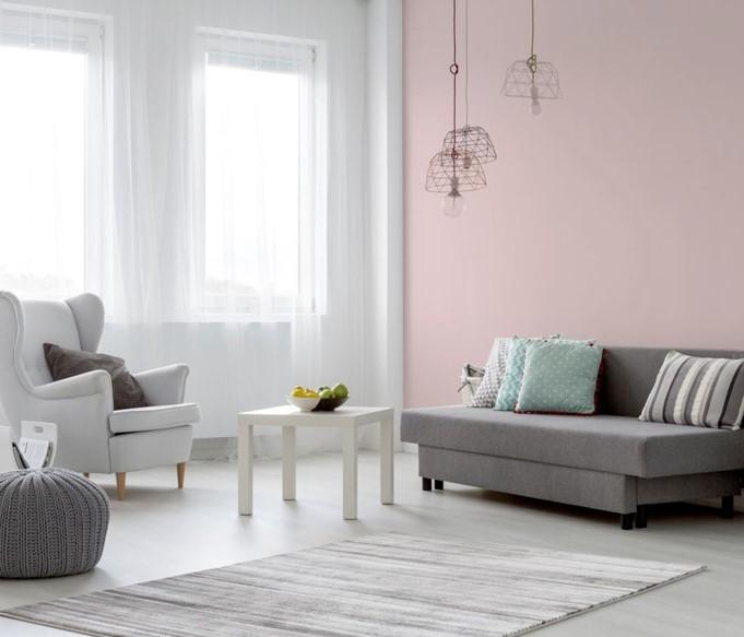 Da decoração de ambientes à moda, os rosas pastéis simbolizam diversidade igualdade – Foto: Divulgação Anjo