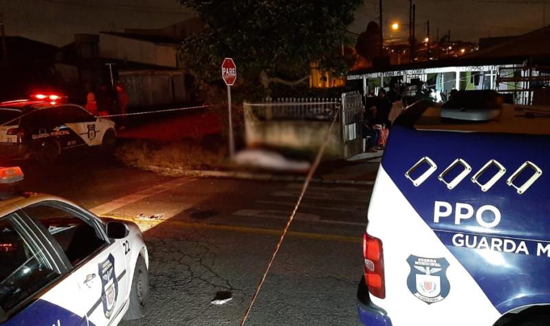 Mulher de 27 anos é executada por engano no lugar da irmã gêmea – Foto: Paulo Fischer / RIC Record TV Curitiba