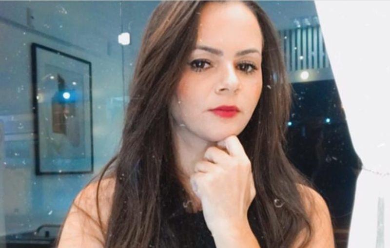 Franciele Medeiros desapareceu na madrugada de domingo – Foto: Reprodução Internet