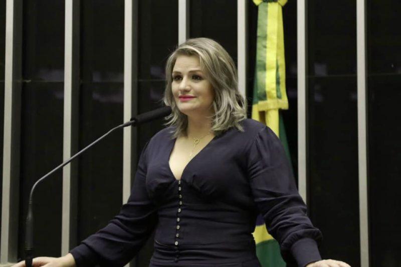 Graciela assumirá a presidência do partido – Foto: Reprodução/Facebook