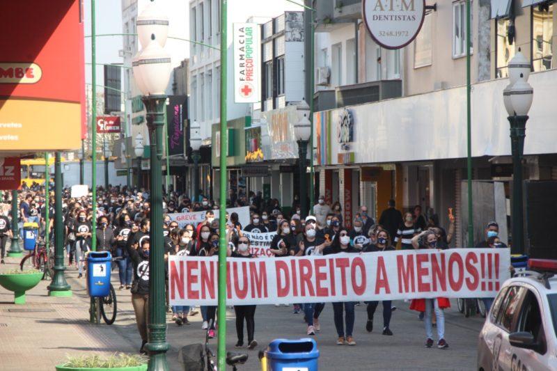 Vereadores aprovam reposição salarial dos servidores municipais de Itajaí – Foto: Sindifoz/Divulgação
