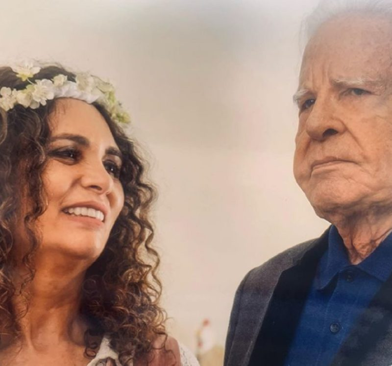 Cid Moreira rebateu acusações sobre ser mantido em cárcere privado por esposa – Foto: Instagram/Divugação/ND