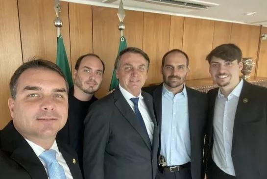 Declaração de Jair Renan causou racha na família Bolsonaro – Foto: Internet/Divulgação/ND
