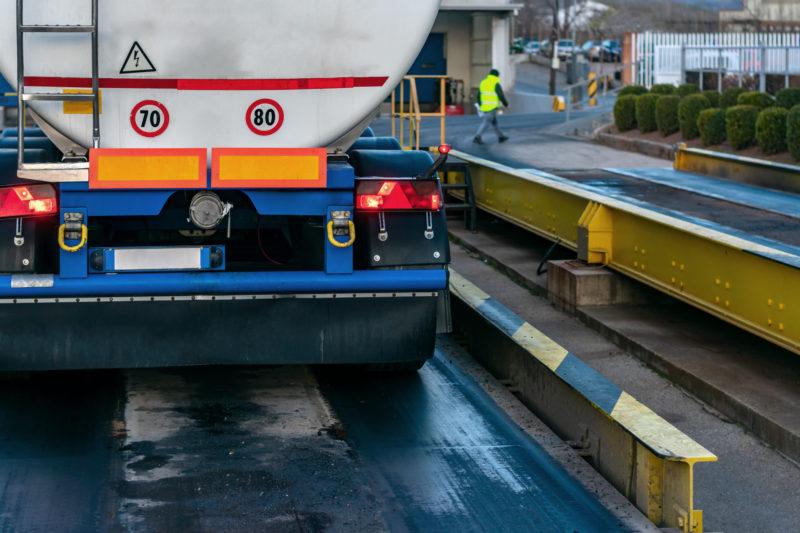 Tecnologia de pesagem em movimentoaumenta a capacidade operacional- Foto: Getty Images/iStockphoto/ND