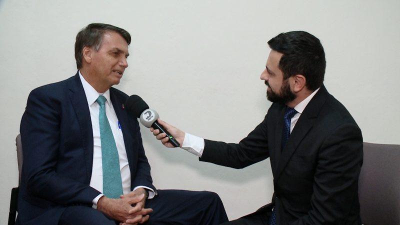 Bolsonaro na NDTV