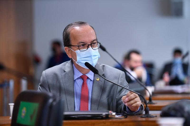 Senador Jorginho Mello (PL-SC) -.Foto: Edilson Rodrigues/Agência Senado