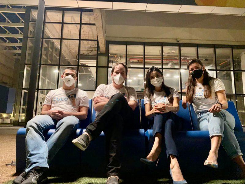 Líderes da healthtech criada em Florianópolis