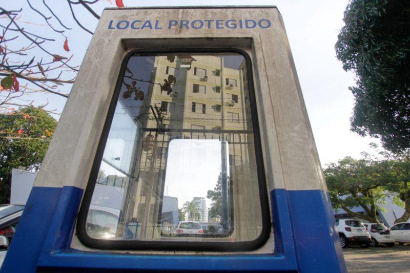 Governo de Santa Catarina prevê desembolsar R$ 450 milhões para contratação de mais vigilantes e compra de câmeras de monitoramento – Foto: Leo Munhoz/ND