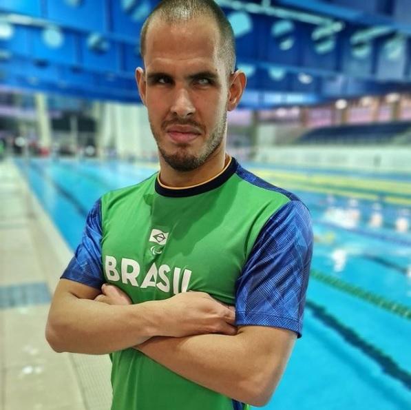 Matheus Rheine é a esperança de medalha pro Brasil – Foto: Divulgação/Internet/ND