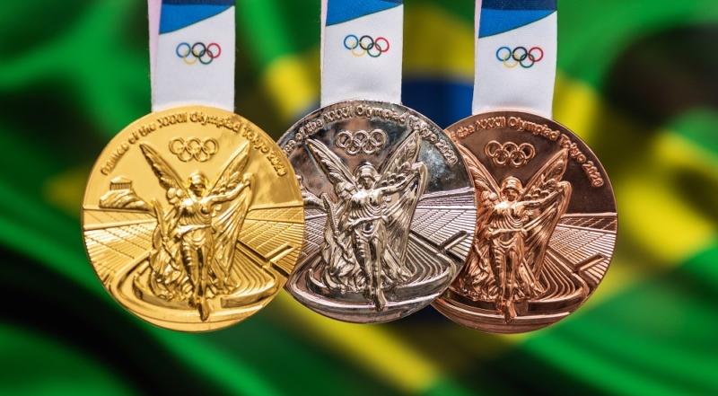 Brasil já garantiu maior número de medalhas em uma única edição – Foto: Shutterstock/Reprodução/ND