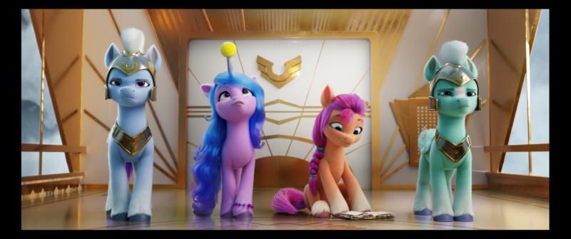 """""""My Little Pony"""", desenho da época da infância do designer, tem grande estreia programada para setembro: quase 30 anos depois, a nova geração dos desenhos animados atraindo crianças de todas as idades – Foto: Divulgação/ND"""