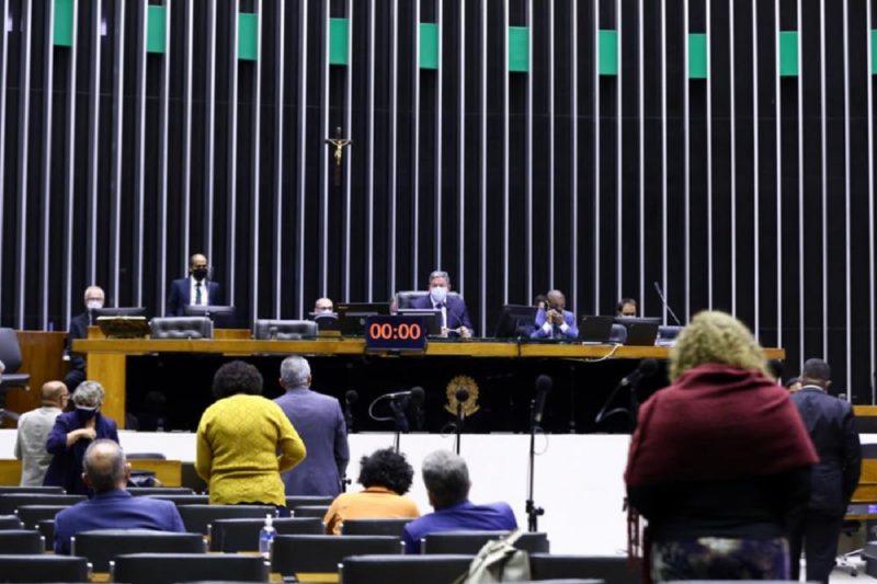 Sessão na Câmara dos Deputados define PEC do voto impresso nesta terça (10) – Foto: Najara Araujo/Câmara dos Deputados