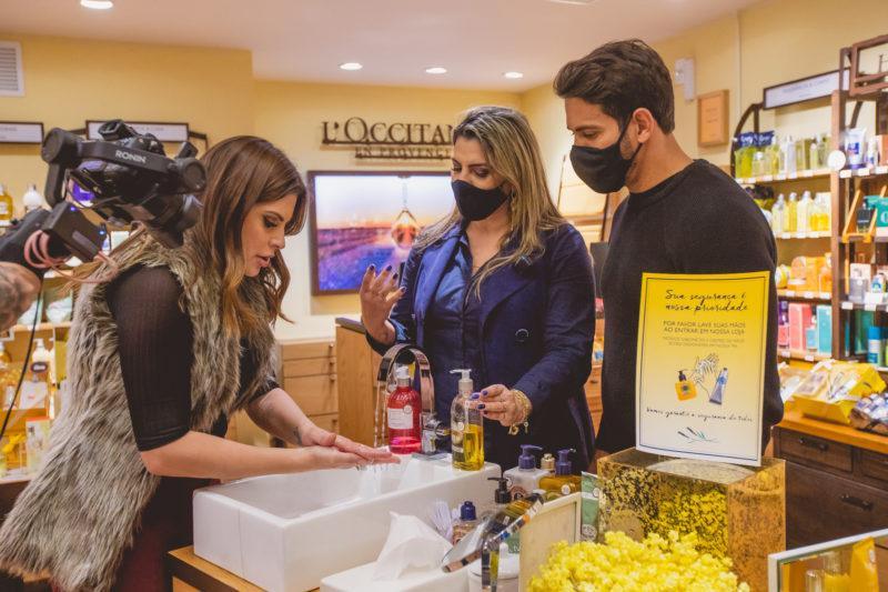 Na Loccitane, há várias novidades e promoções voltadas ao Dia dos Pais– Foto: NDTV/Divulgação