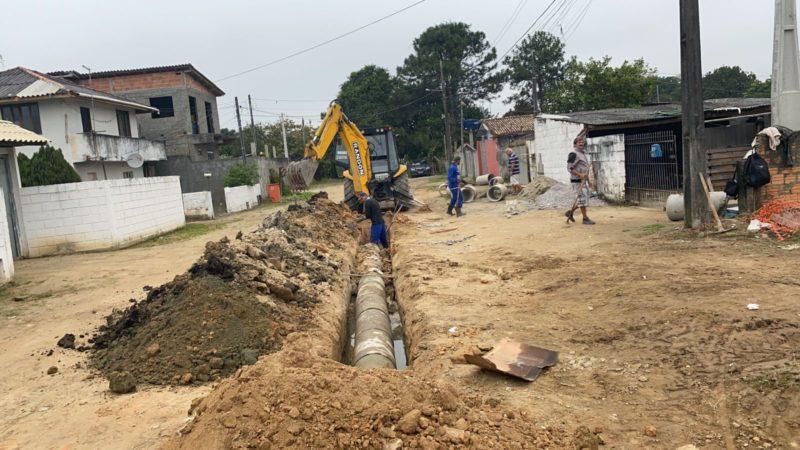 Pavimentação deve começar no mês de setembro – Foto: Divulgação/PMP/ND