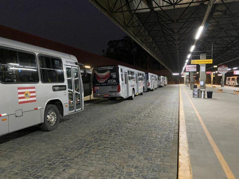 Transporte coletivo vive impasse por conta de negociação salarial – Foto: Moisés Stuker/NDTV
