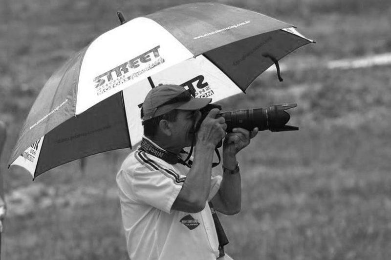 Pedro Souza atuava há 40 anos no meio do motociclismo – Foto: Reprodução/Redes Sociais/ND