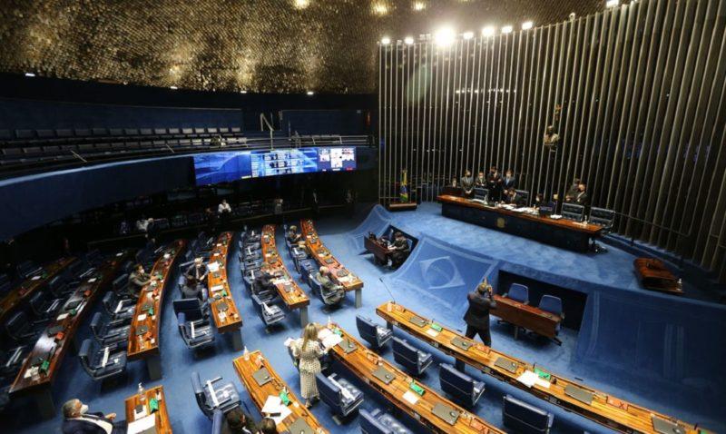 Votação do segundo turno deverá ser feita na sessão desta quinta-feira (16) – Foto: Fabio Rodrigues Pozzebom/Agência Brasil/ND