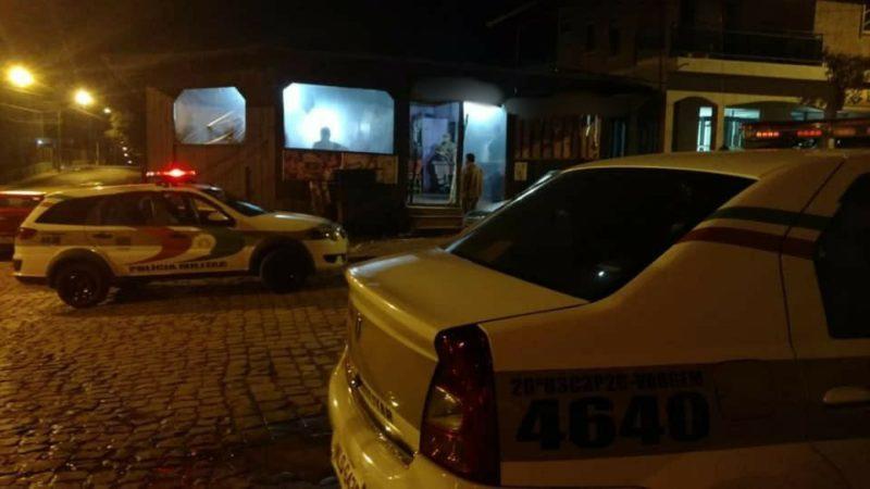 Em 20 dias Campos Novos já registrou 5 homicídios. – Foto: Polícia Militar/Divulgação/ND