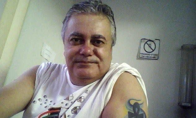 Agente de polícia Silvio Soares Coutinho ingressou em 1990 na corporação e atuou em diversos municípios de SC – Foto: Reprodução/Facebook