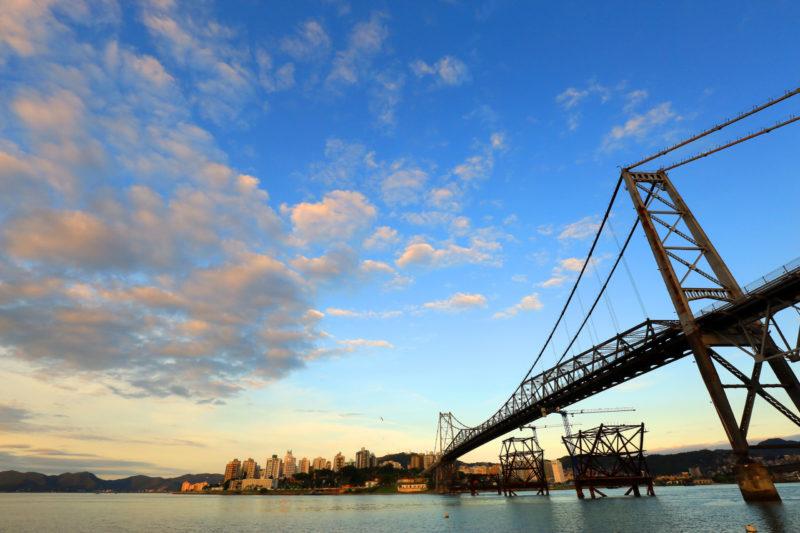 Florianópolis é referência em bem-estar e também em paisagens naturais – Foto: Ricardo Wolffenbüttel/Divulgação/ND