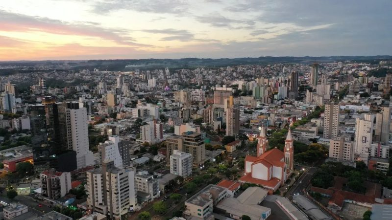 O caso é investigado pela Polícia Civil – Foto: Prefeitura de Chapecó/Divulgação/ND