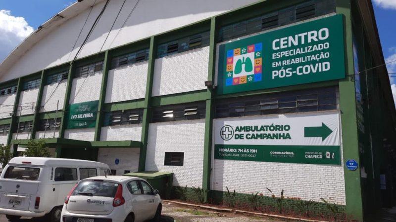 O local passará a atender pacientes com sintomas respiratórios – Foto: Prefeitura de Chapecó Divulgação ND