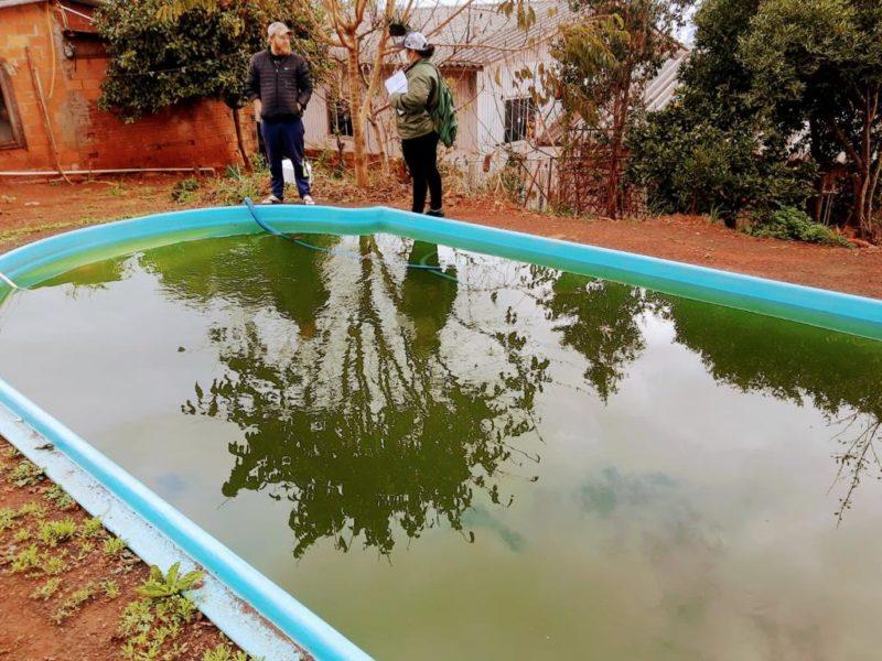 Mutirão foi realizado no bairro Esplanada. – Foto: Prefeitura de Chapecó/Divulgação/ND