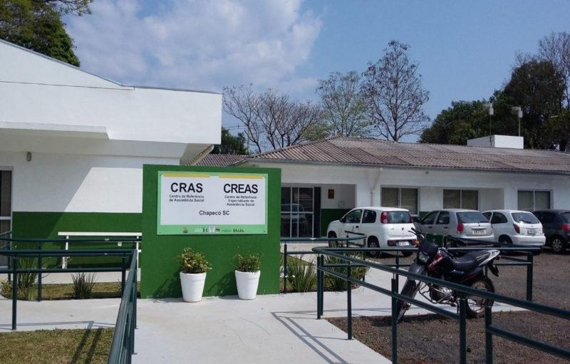 Os interessados devem procurar uma unidade do CRAS – Foto: Prefeitura de Chapecó/ Divulgação/ ND