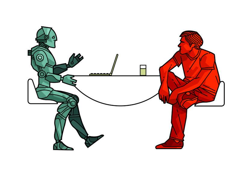Tecnologia deve dominar profissões do futuro – Foto: Arte/Fabio Abreu/ND