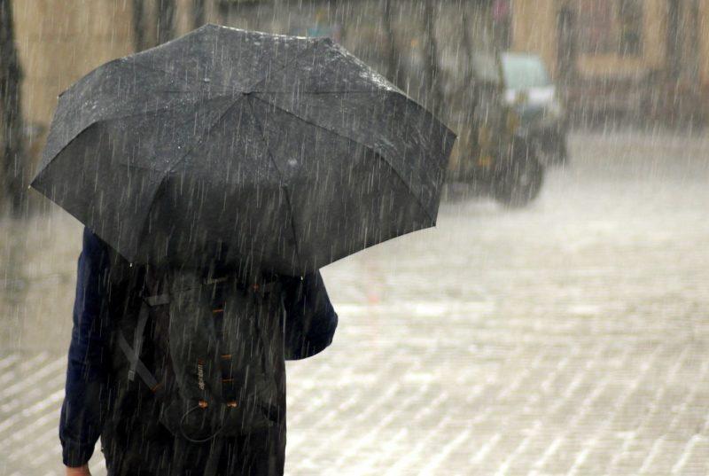 Quinta-feira será de chuva e queda de temperaturas em SC – Foto: Alicja/Pixabay/Reprodução/ND