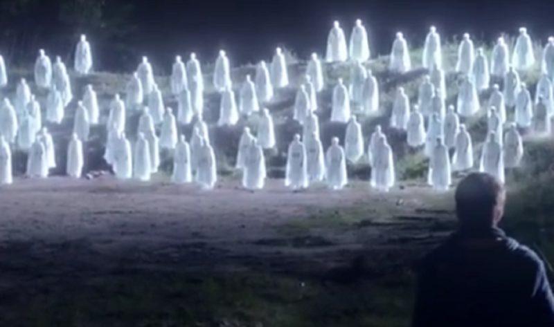 Jacó vê exército de Deus em chegada a Siquém – Foto: Reprodução/ R7