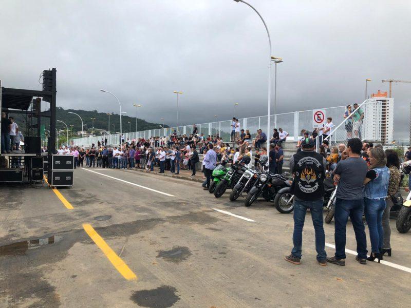 A rua da gente foi inaugurada para dar segurança a eventos como o desfile de 7 de setembro. – Foto: Manuela Silva.