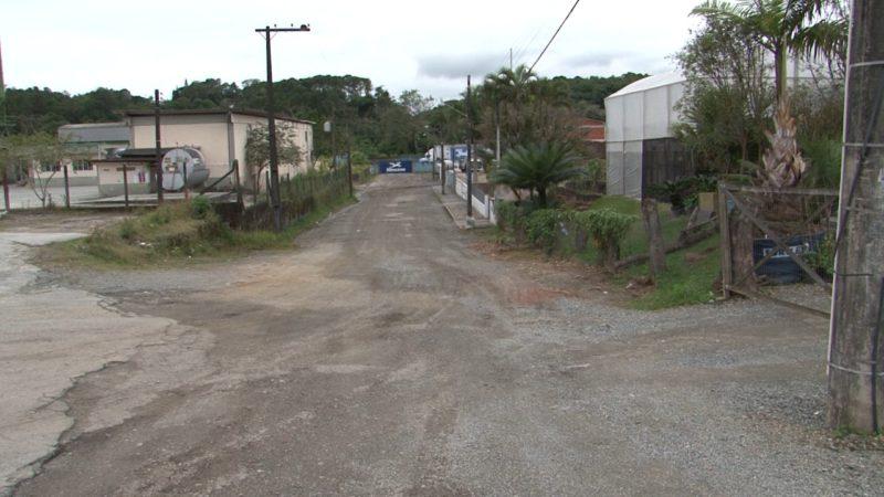 Fugitivos pararam na rua Leopoldo Koentopp, que é sem saída