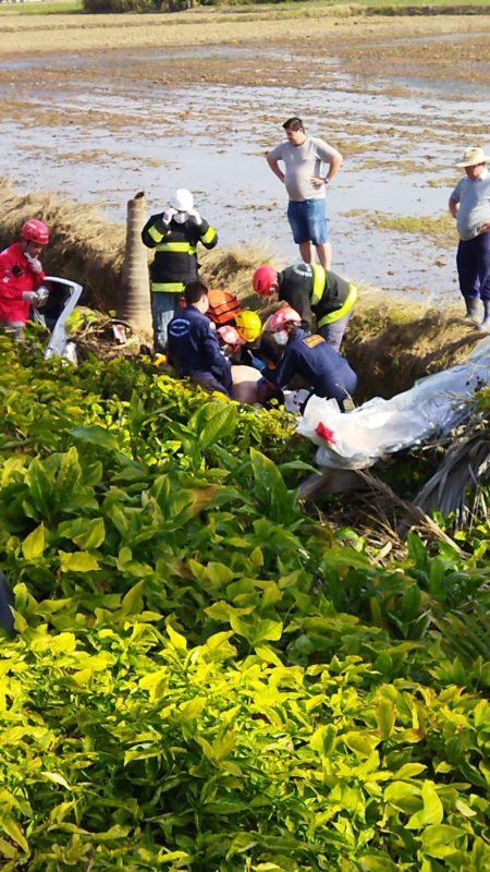 acidente de trânsito com morte em Massaranduba