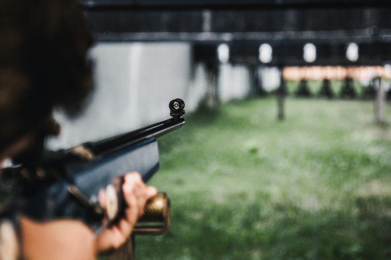 tiro com armas