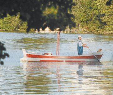 A simplicidade da vida à beira-mar, a rota rural e a força histórica, tudo bem pertinho do agito da região metropolitana, valoriza o turismo em Biguaçu – Foto: Léo Munhoz/ND