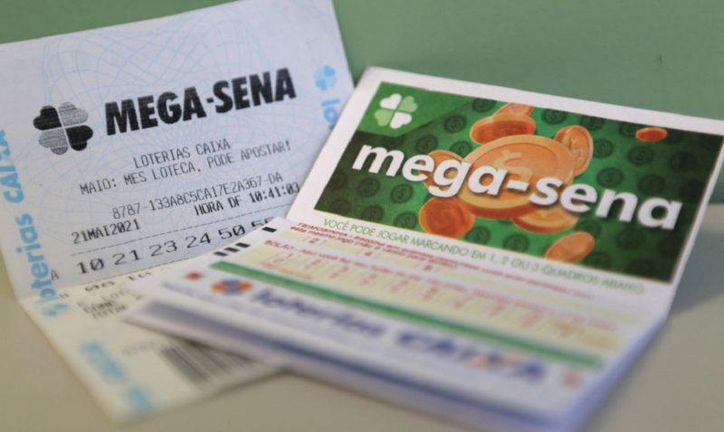Mega-Sena realiza mais um sorteio na cidade de São Paulo nesta quarta (18) – Foto: Tânia Rego /Agência Brasil
