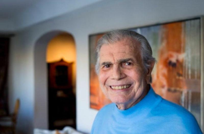 Morre ator Tarcísio Meira após tomar as duas doses da vacina contra Covid-19 – Foto: Divulgação/ND