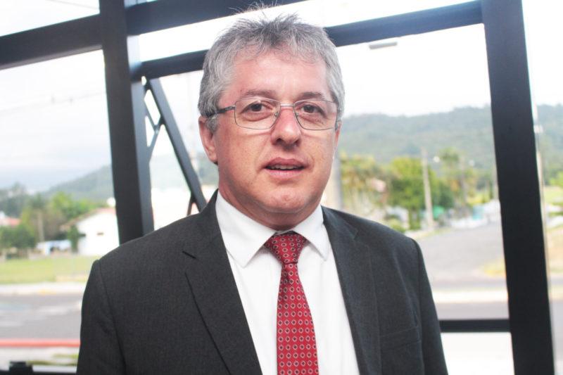 Tiago Zilli foi vice-prefeito em dois mandatos e prefeito em um, na cidade de Turvo. – Foto: Arquivo pessoal