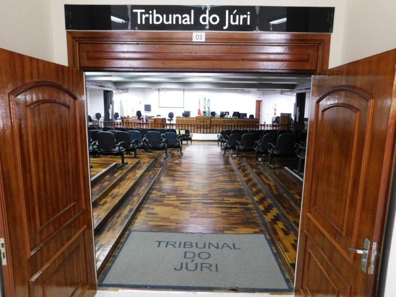 tribunal do juri em joinville
