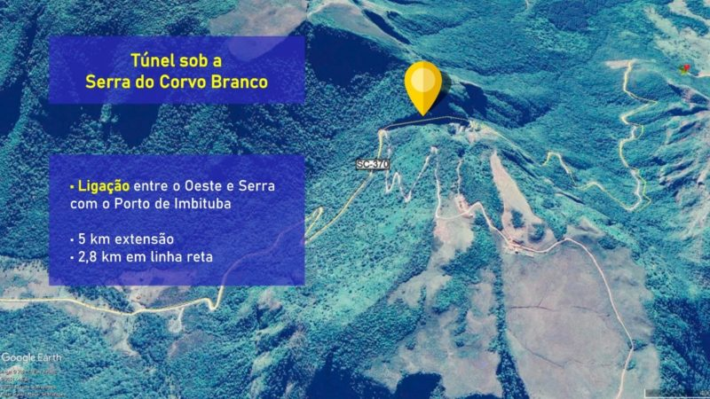 Um pré-projeto da obra já foi mostrado pelo deputado Marcos Vieira em recente reunião de vereadores da região. – Foto: Divulgação